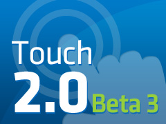 Sencha Touch 2 Beta 3: Kindle Fire and Chrome Support