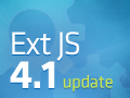Ext JS 4.1 Update