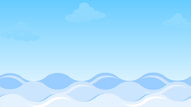 Waves images in Sencha Animator