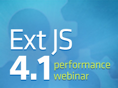 Optimizing Ext JS 4.1-based Applications