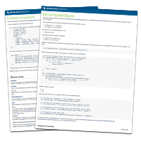 Print view for Sencha Docs
