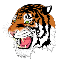 Draggable Tiger Component