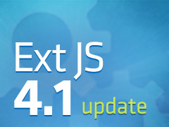 What's New in Ext JS 4.1